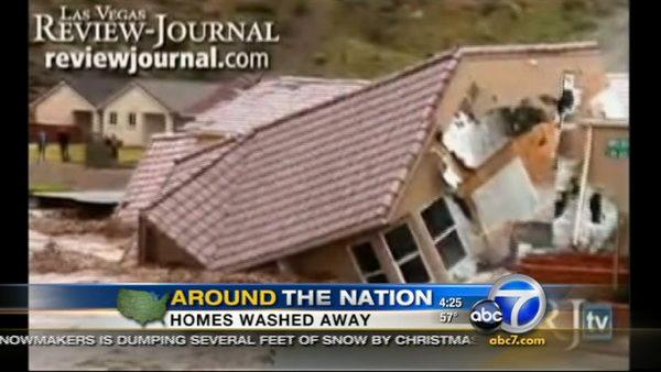 Away House Ariz House Washed Away by