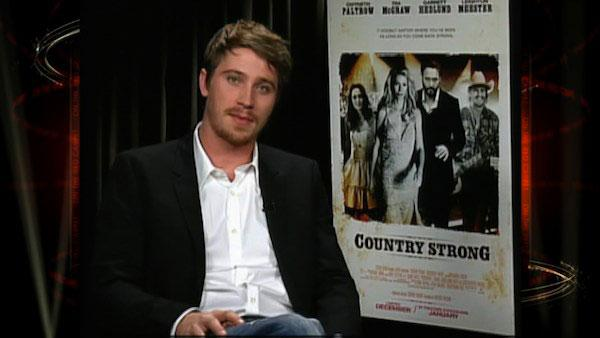Garrett Hedlund is 'Country Strong'
