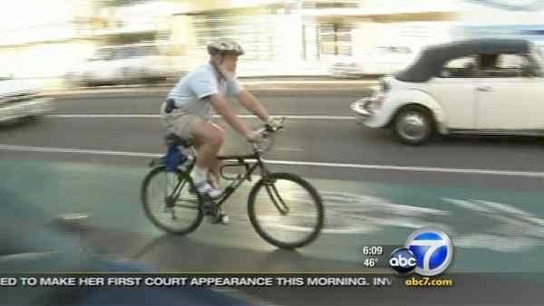 Construction begins for Long Beach bike lanes