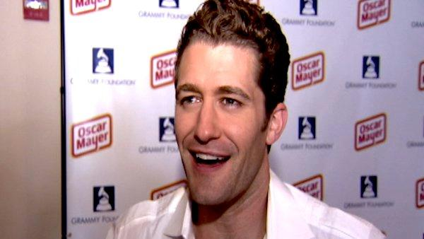 Matthew Morrison on his upcoming album