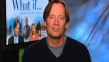 Actor Kevin Sorbo calls his new role in What If... one of his proudest acting moments, wont do DWTS.