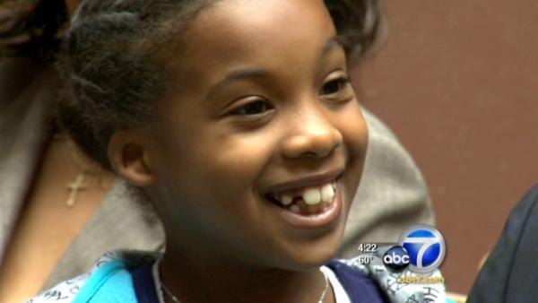 Postal worker surgeon help give girl new ear abc7 com