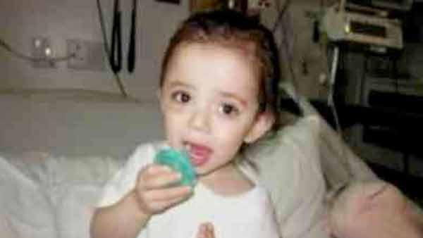 Mont. toddler given medical pot for treatment
