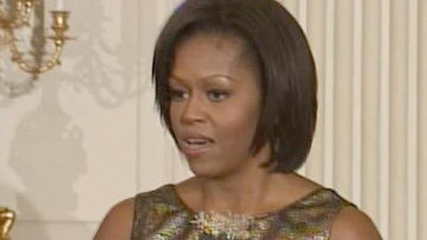 Michelle Obama hosts history of Motown event