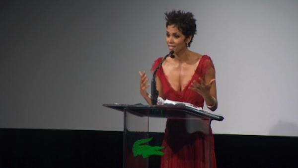 Halle Berry honored by CDG
