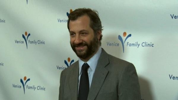 Judd Apatow honored at Silver Circle