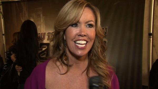 Mary Murphy scream down to a squeak