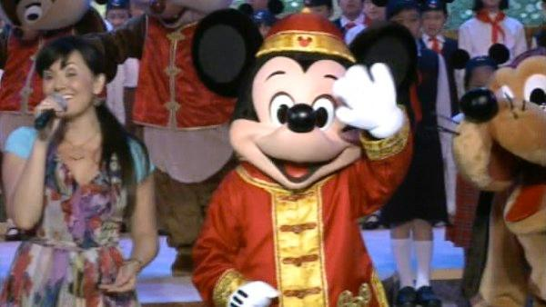 A ceremonial groundbreaking took place for the Shanghai Disney Resort on Friday, April 08, 2011.
