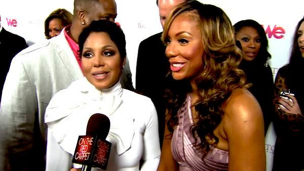 Tamar and Toni Braxton talk 'Braxton Family Values'