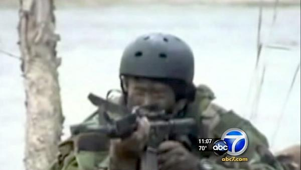 Navy SEAL team training: Get an inside look