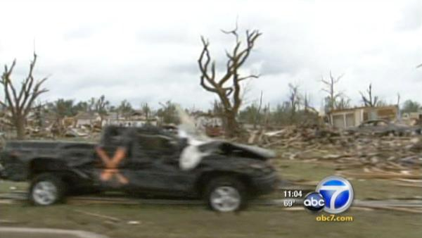 Tornado-hit Midwest searching for survivors