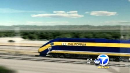 Work on Californias high-speed rail system should start on time next year, despite recommendations from a state study.