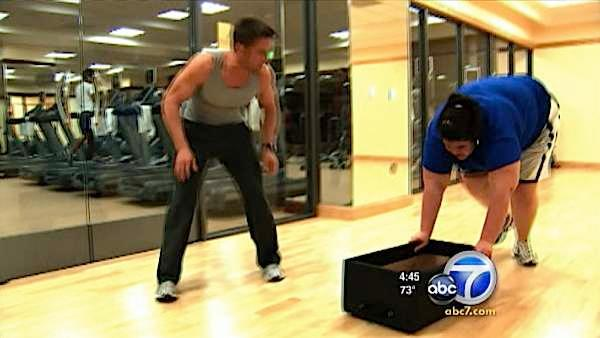 'Extreme Makeover: Weight Loss Edition' debuts