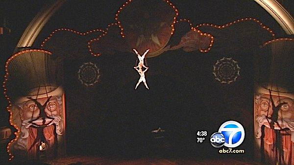 Cirque du Soleil makes permanent LA home
