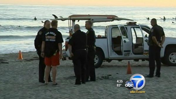 SD toddler hit by lifeguard truck, survives