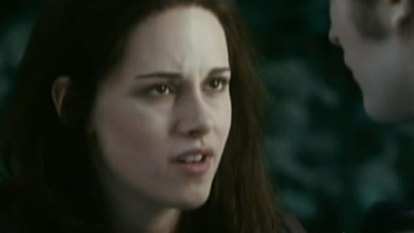 Kristen Stewart appears as Bella Swan in a scene from the film, 'The Twilight Saga: Eclipse.'