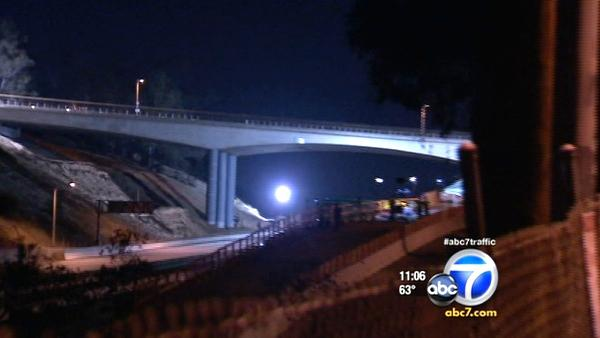 Carmageddon begins, Caltrans closing on-ramps