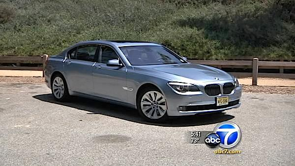 BMW, Infiniti offer new luxury hybrid cars