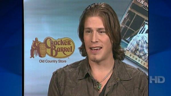 Jason Michael Carroll's back to his roots