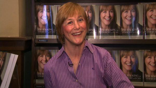 Geri Jewell's stroke of luck