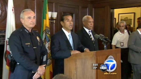 LAPD reforms provide example for other cities | abc7.