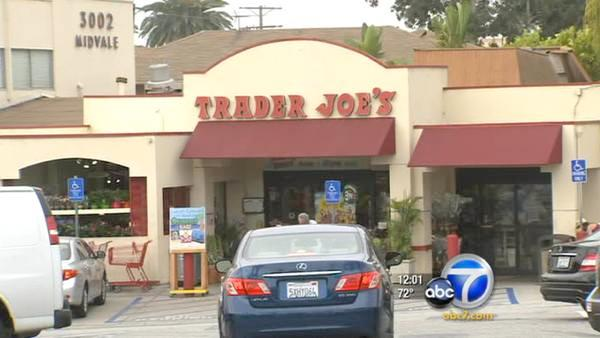 West LA Trader Joe's latest robbery target