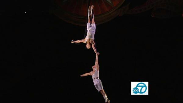 A look at the history of Cirque du Soleil