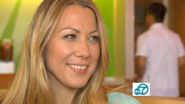 Colbie Caillat chats music, vegetarian diet