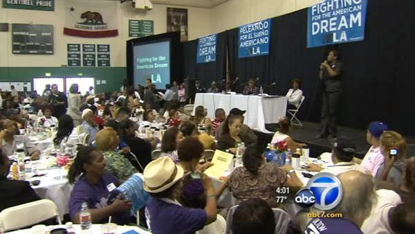 Reps hear 'Kitchen Table Summit' concerns