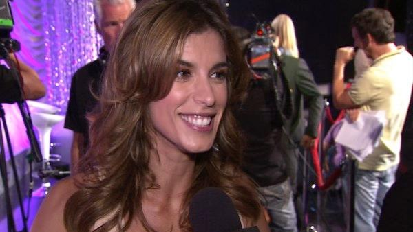 Elisabetta Canalis talks about being part of the cast of Dancing With The Stars season 13 on Monday, Aug. 29, 2011. - Provided courtesy of OTRC