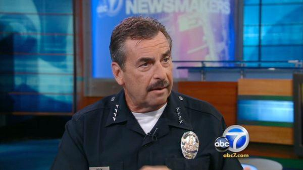 Newsmakers: LA Police Chief Beck (pt. 3)