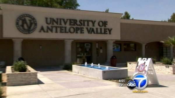 Antelope university pays employers for jobs