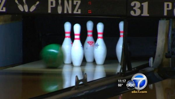 Celebs bowl to fight sickle cell disease