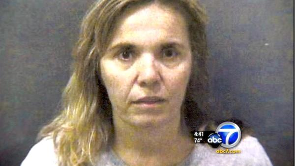 Mom arrested for sex w/son's hockey teammates