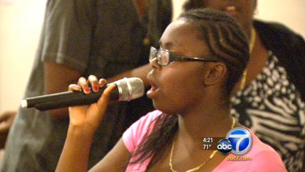 Cool Kid brings music to her community