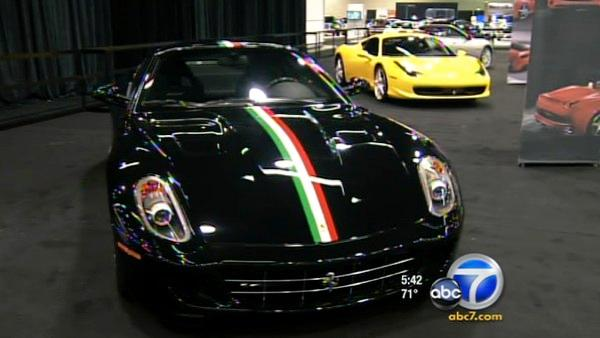 OC Auto Show tries to entice weary buyers