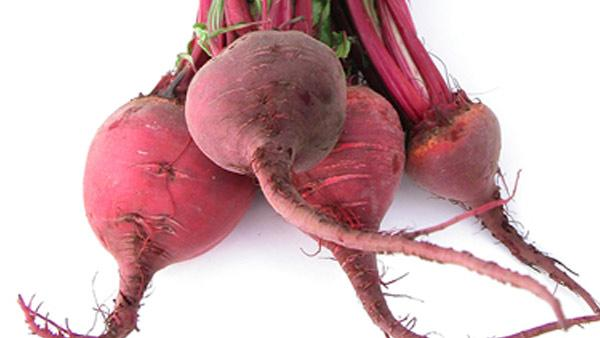 Beets are one of the top cancer fighting foods, according to Rebecca Katz, author of