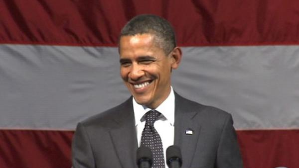 Obama raises $2.3M at West Hollywood events