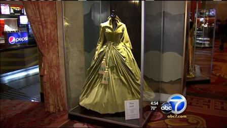 Graumans Chinese Theatre is featuring nearly 1,000 costumes from some of the greatest movies of all-time.