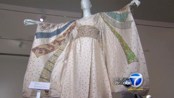 Elizabeth Taylor items shown before auction
