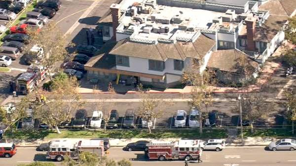 A mass shooting at a Seal Beach hair salon left eight people dead and one person critically wounded in the normally quiet beach community Wednesday afternoon.