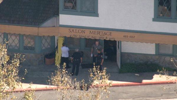 A mass shooting at a Seal Beach hair salon left eight people dead and one person critically wounded in the