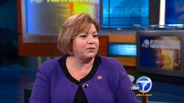 Newsmakers: Rep. Linda Sanchez (pt. 1)