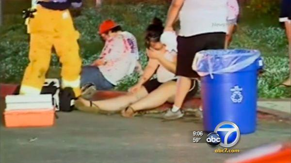 Drunk Occidental College students hospitalized