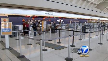 Ontario International Airport, which was once a bustling place, is now seeing a consistent decline in passengers.
