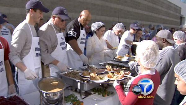 Major shortage of Thanksgiving meal donations