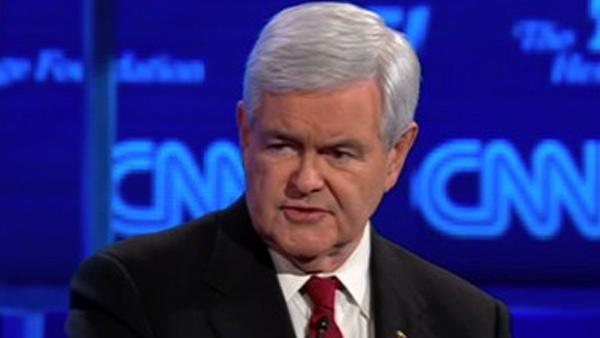 Gingrich takes moderate stance on immigration
