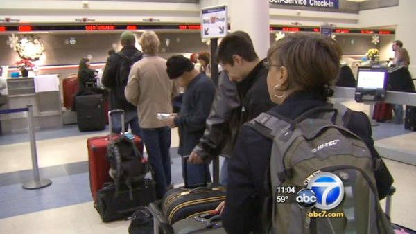 'NICE' changes at LAX for holiday weekend