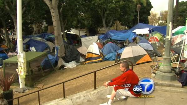 City prepares to evict Occupy LA protesters