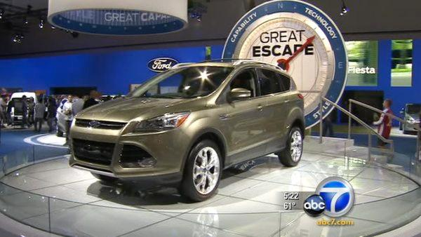Black Friday deals travel to LA Auto Show